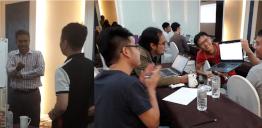 Python training for Motorola, Malaysia